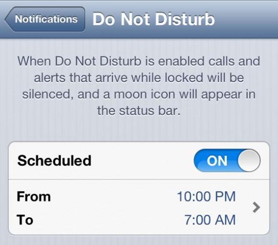 non_disturbare