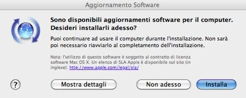 Aggiornamento-Software
