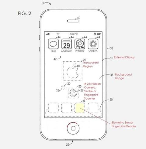 brevetto-schermo-trasparente