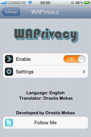 waprivacy